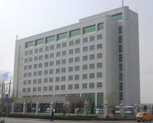 江西省寻乌县政府大楼