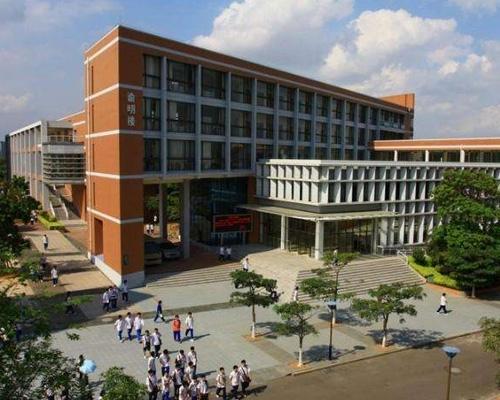 东莞松山湖技术学校