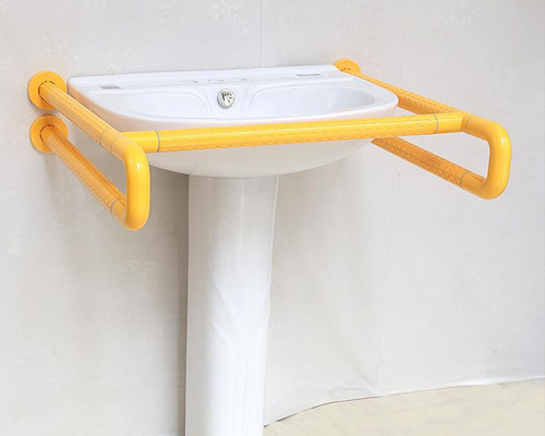 洗手间防护扶手